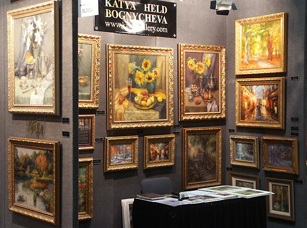 ARTEXPO, NEW YORK