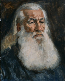 Portrait of a Priest. 2002